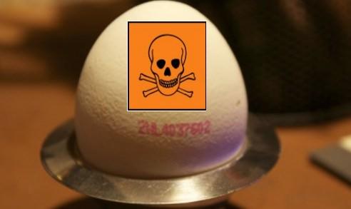 Das giftige Dioxin ist auch in Baden-Württemberg eingetroffen