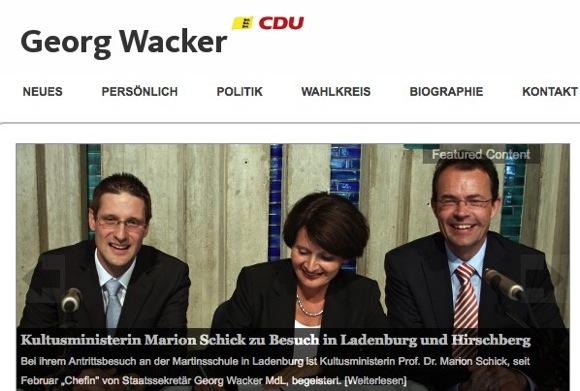 Landtagswahl: Kandidaten im Netz – alle vertreten, aber…