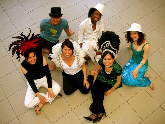 Nativa Brasileira ist eine der Bands aus Mannheim, die am Wettbewerb teilnimmt