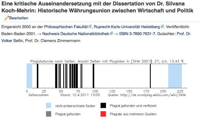 Plagiats-Verdacht: Auch FDP-Politikerin Silvana Koch-Mehrin soll unsauber gearbeitet haben