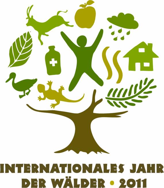 Vielfältige Aktionen zum internationalen Jahr der Wälder 2011
