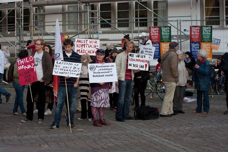 Sarrazin-Debatte: Droht der Kurpfälzer Wirtschaft ein Imageschaden?
