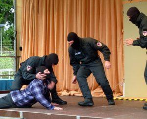 Festnahme in Haßmersheim: Familie soll junge Frau als Geisel festgehalten und misshandelt haben