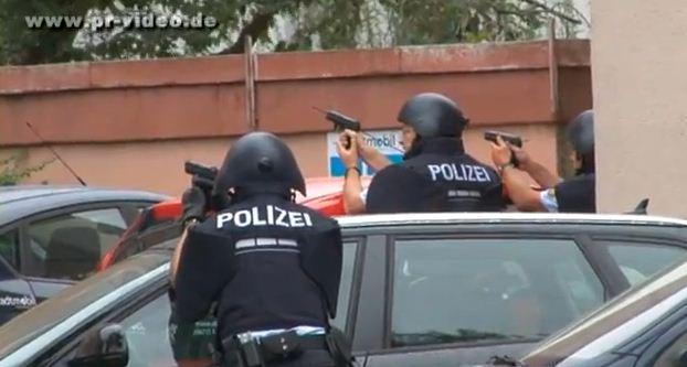 Polizeieinsatz mit Todesfolge: Polizist schwer verletzt, 37-jähriger Mann tot
