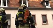 Brand in Schwetzingen