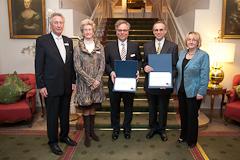 Wissenschaftspreis der Hector Stiftung II für Professoren aus Karlsruhe, Konstanz und Freiburg