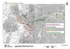 """Heidelberg will Auszeichnung als """"Fahrradfreundliche Kommune"""""""