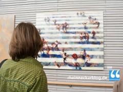 Kunst und Mensch – hautnah