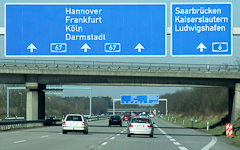 Wieder mal Ärger mit Gaffern nach Verkehrsunfall auf A5