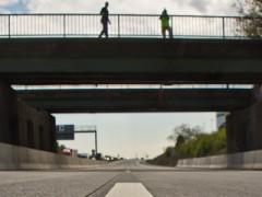 Brückencrash: Gut eine halbe Million Euro Schaden