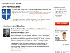 Städtetag Baden-Württemberg zeigt abgeordnetenwatch.de an