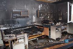 Brand im GRN-Betreuungszentrum – 41-jährige Frau tot