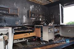 GRN-Zimmerbrand: Vorsätzliche Brandstiftung als Ursache ermittelt