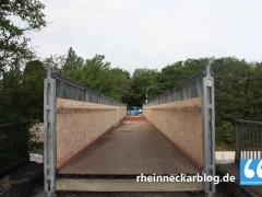 Vollsperrung A5 wegen Brückenarbeiten