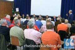 Diskussion um die Neckarbrücke / L597