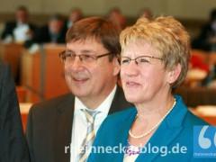 Lothar Quast und Felicitas Kubala gewählt