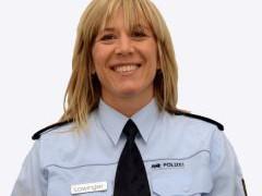 Polizeirätin Tina Lawinger ins Amt eingeführt