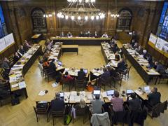 Gemeinderat verabschiedet Stadträtin Dr. Ursula Lorenz