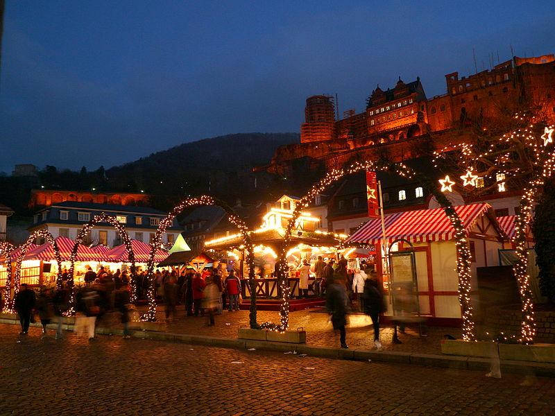 Entfernung Mannheim Heidelberg : ausgesuchte weihnachtsm rkte in der region rheinneckarblog ~ Watch28wear.com Haus und Dekorationen