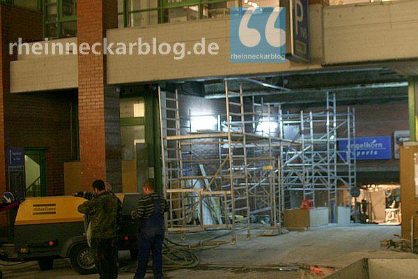 Parkhaus N6 Mannheim