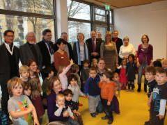 Neues Kinderhaus offiziell eingeweiht