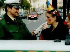 Polizeiliche Bilanz zum Faschingsdienstag