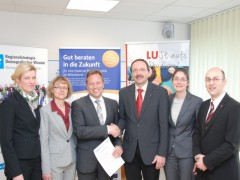 Netzwerk Regionalstrategie Demografischer Wandel und Hochschule Ludwigshafen kooperieren