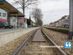 Weg frei für eine separate Bahntrasse in Weinheim