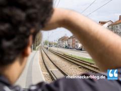Schienenersatzverkehr für die Linie 5