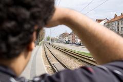 Ernst-Walz-Brücke für Straßenbahnverkehr gesperrt