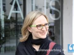 Franziska Brantner ist Bundestagskandidatin der Grünen im Wahlkreis Heidelberg