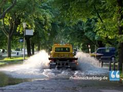 Verbesserung des Hochwasserschutzes in Ludwigshafen