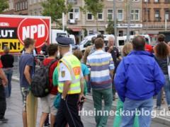 NPD-Bundesparteitag findet in Weinheim statt