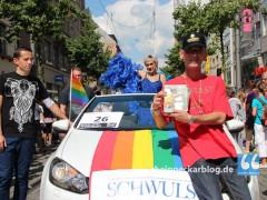 """""""Lesbisch, schwul und noch viel mehr"""""""
