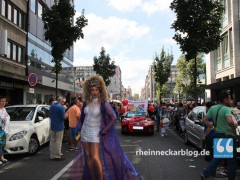 Christopher Street Day: Umleitungen