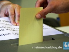 Landtagswahl-Kandidaten stehen fest