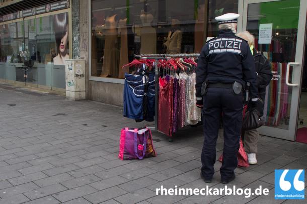 Mannheim Revier Innenstadt H4 Wache Praevention-9075