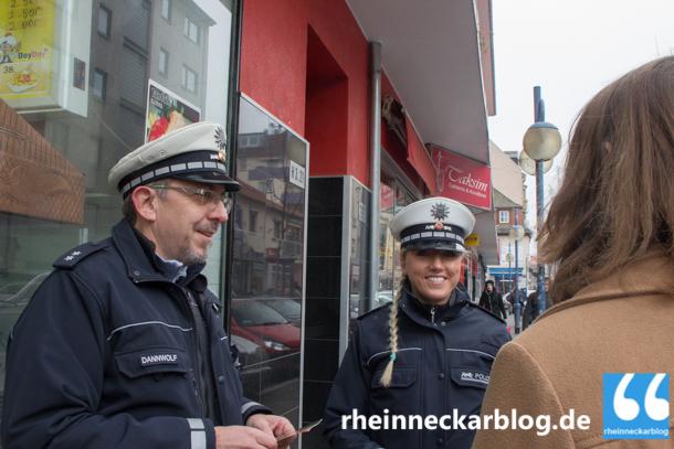 Mannheim Revier Innenstadt H4 Wache Praevention-9080