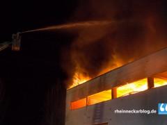 Hoher Sachschaden bei Brand