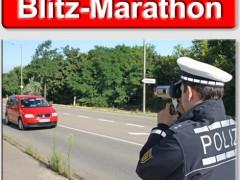 Stadt Mannheim unterstützt Blitzmarathon