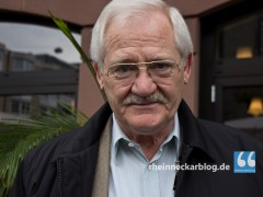 Scheidender Bundestagsabgeordneter Jüttner (CDU) droht mit Anwalt