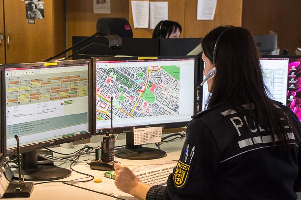 einsatz-leitzentrum polizei mannheim-20141030 -IMG_7886