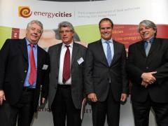 Energy Cities wichtiger Partner für EU-Energiepolitik