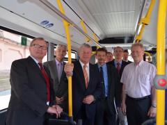 Neues Busnetz in Worms und im Wonnegau