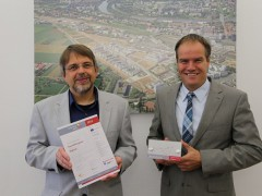 """""""Passive House Award"""" für die Bahnstadt"""