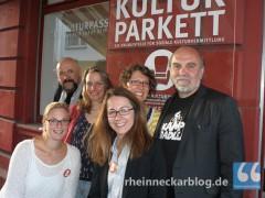Kulturparkett eröffnet Kulturpass-Laden