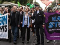 NPD im Gemeinderat: Sorgenvolle Gesichter, große Empörung, entschlossene Ansagen