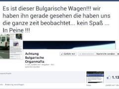 """Rassistische Falschmeldung zu bulgarischen """"Kinderräubern"""""""