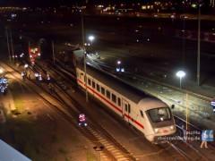 EC kollidiert mit Güterzug: 35 Personen verletzt