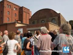 Mannheims Industriehafen – jede Menge spannende Geschichten